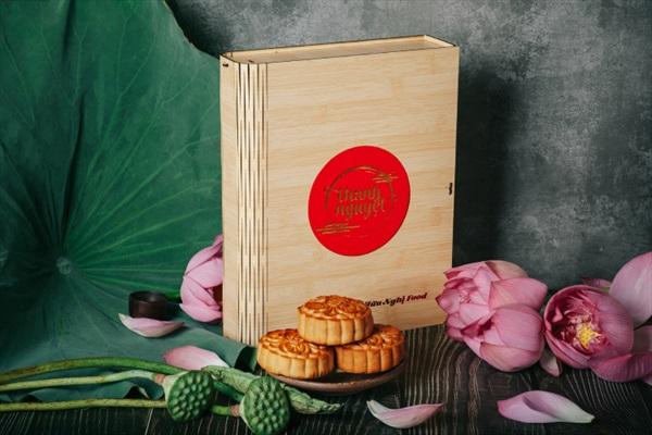 Hộp Quà Sang Trọng – Bánh Trung Thu - Thanh Nguyệt Đặc Biệt