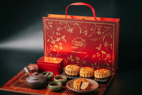 Hộp Quà Sang Trọng – Bánh Trung Thu Le Petit Prince - Chú Cuội