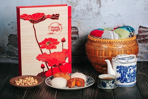 Hộp Quà Sang Trọng – Bánh Trung Thu - Thanh Nguyệt Trường Khang