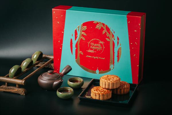 Hộp Quà Sang Trọng – Bánh Trung Thu Banyan - Cây Đa