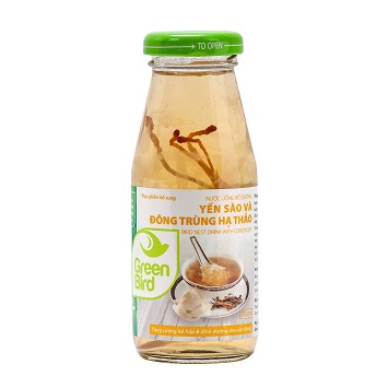 Nuoc yen green bird hop qua suc song nutrinest 8