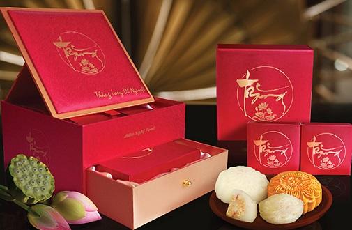 Hộp Quà Bánh Trung Thu Trăng Vàng Thăng Long Đế Nguyệt