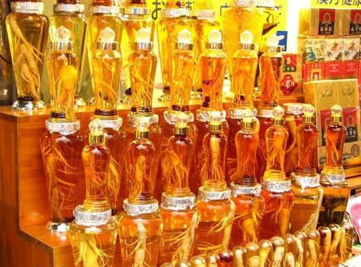 Rượu sâm Hàn Quốc bình 3L, 4L, 5L,12L,20L,50L