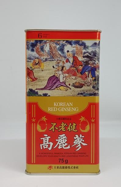 Quà tặng Hồng sâm Hàn Quốc 6 năm tuổi 75gr