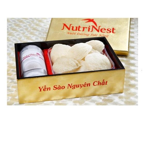 Quà Tặng Yến Sào NutriNest tinh chế đặc biệt 100g
