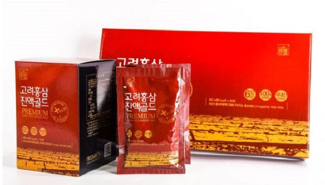 Quà tặng Tinh chất Hồng sâm Hàn Quốc 6 năm tuổi