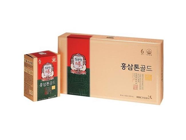 Quà tặng nước Hồng Sâm pha sẵn KGC Cheong Kwan Jang Tonic Mild